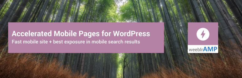 WeeblrAMP plugin - Accelerated Mobile Pages for WordPress